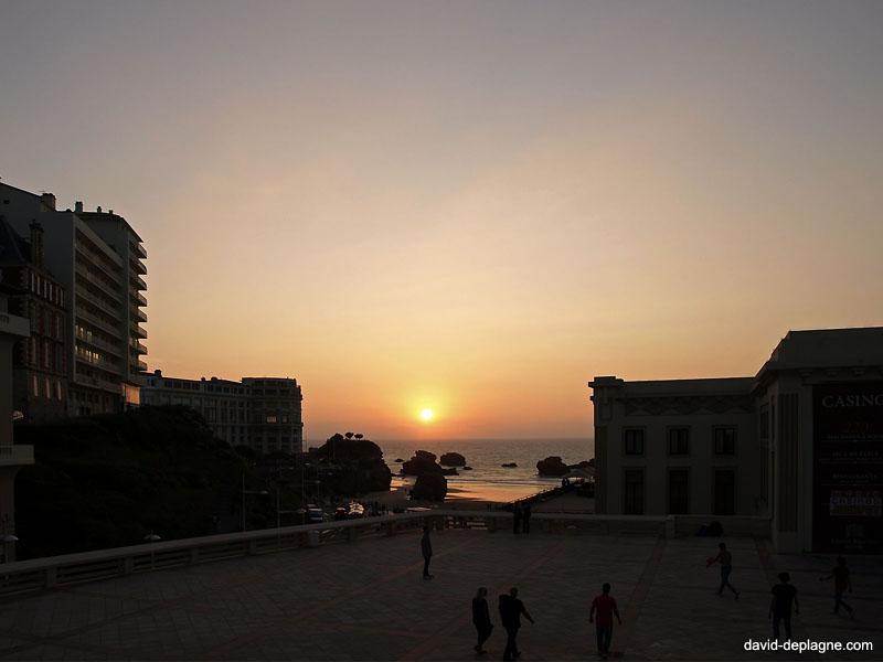 Photos biarritz anglet et bidart 64 t 2011 david for Imprimerie anglet